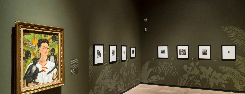 Ausstellung Frida Kahlo im National Museum of Fine Art Quebec, Kanada