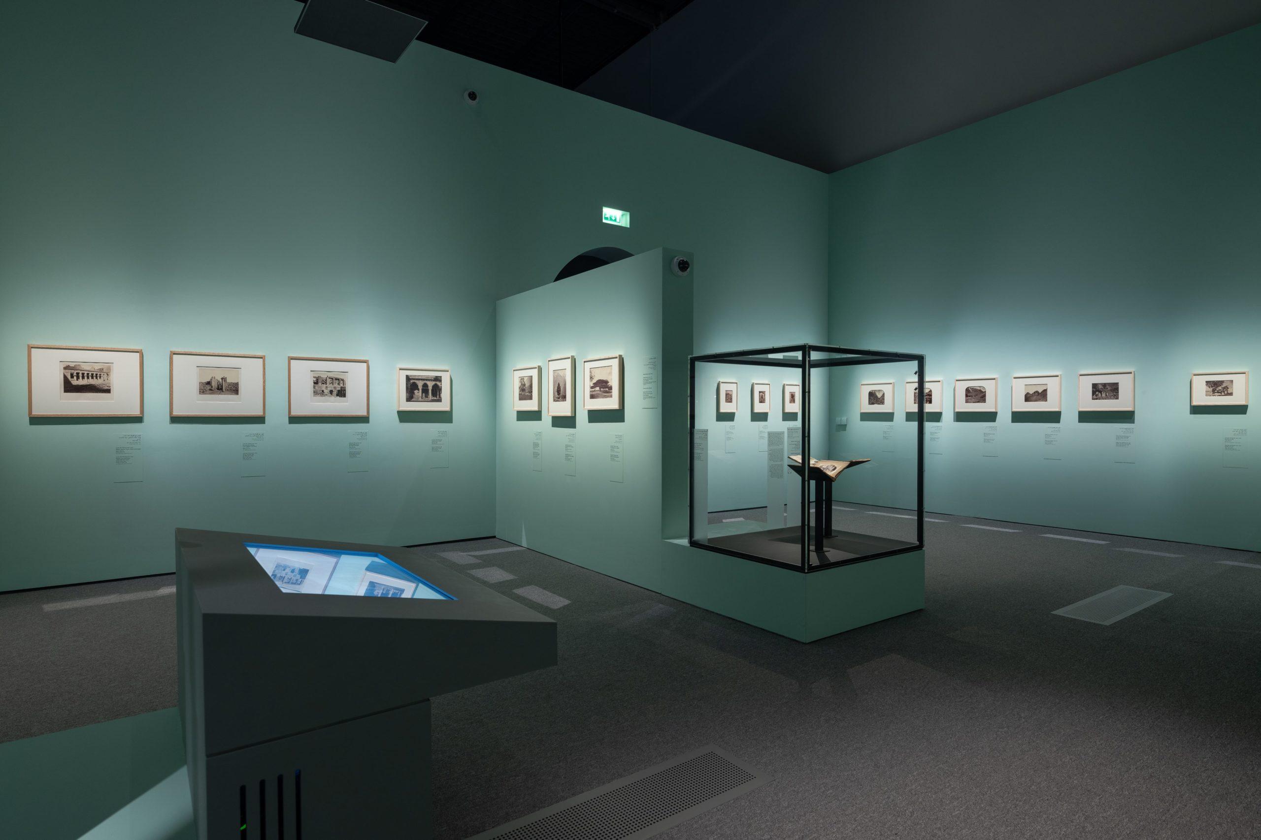 """Louvre Abu Dhabi exposition """" Ouvrir l'album du monde : Photographies 1842 – 1896 """""""