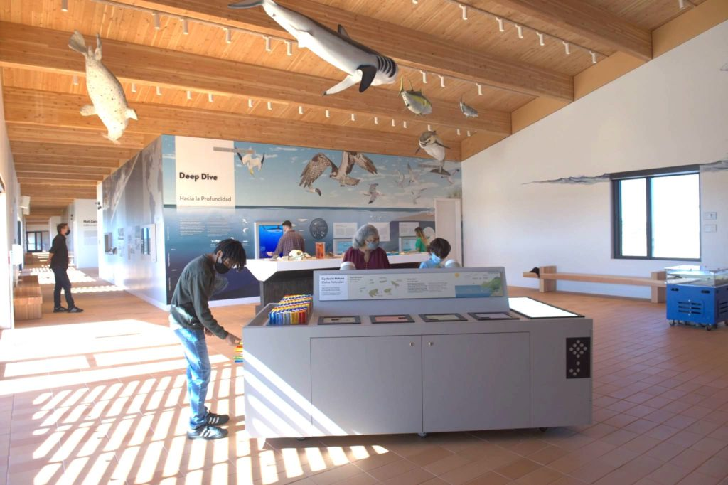 Jones Beach Energy and Nature Center